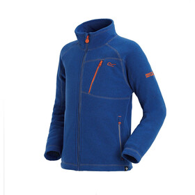 Regatta Balos Fleece Jacket Kids Oxford Blue